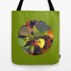 autumn lily pads IV Tote Bag