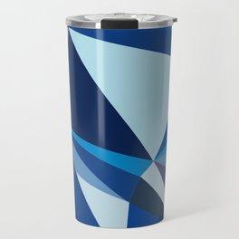 BLUE HUE Travel Mug