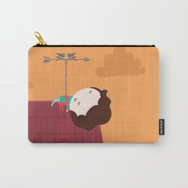 Indecision (Murders) Carry-All Pouch