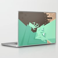vampire Laptop & iPad Skins featuring Vampire by 5wingerone