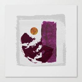 Globetrotter Canvas Print