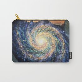 Conjurer, Mural in Gainesville Florida Carry-All Pouch