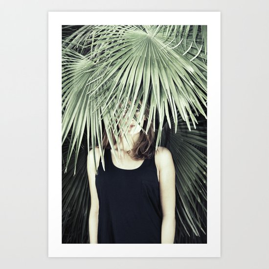 Facepalm Art Print