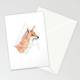 The street is mine Stationery Cards