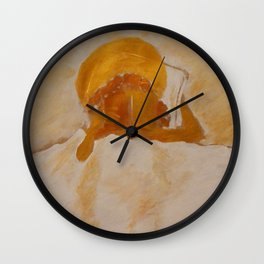 Holy Girls #3 Wall Clock