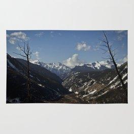 Silverton Valley - Colorado Rug