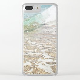 Rolling In Clear iPhone Case