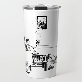 A Smoke Travel Mug