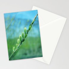 willow catkin Stationery Cards