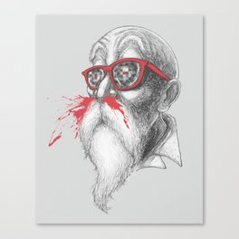 Grandmaster Hobbies Canvas Print