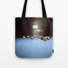 Billard Tote Bag