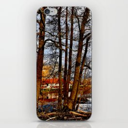 Am Fluss iPhone Skin