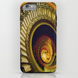 Day Forty-Two: Pretty Amazing Stairs! iPhone Case