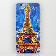 J'adore Eiffel iPhone & iPod Skin