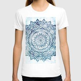 BLUE JEWEL MANDALA T-shirt
