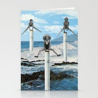 cigarettes Stationery Cards featuring cigarettes by •ntpl•