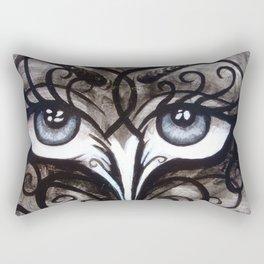 Eyes of Color Rectangular Pillow