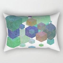 Fly Cube N1.5 Rectangular Pillow