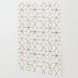 Gatsby golden marble Wallpaper