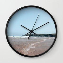 holywell bay Wall Clock