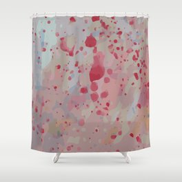 Spring Camouflage Shower Curtain