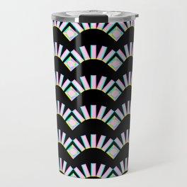 Pastel neon jewels Travel Mug