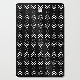 Tribal Pattern Aztec #2 #minimal #decor #art #society6 Cutting Board