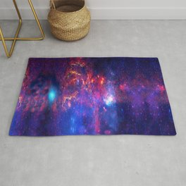 Core of the Milkyway Rug