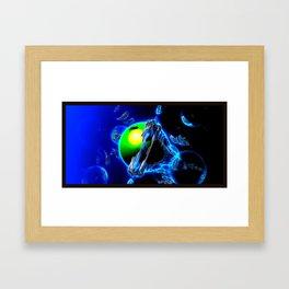 Scifi 1 Framed Art Print
