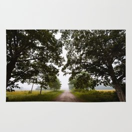 Inviting Trees Rug