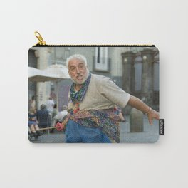 Neapolitan shakespeare Carry-All Pouch