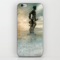Dreams about sea iPhone & iPod Skin