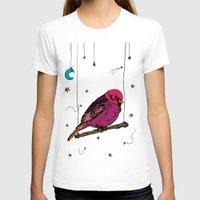 birdy T-shirts featuring Birdy by Gwladys R.