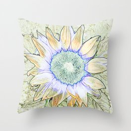 Here comes the Sun! Throw Pillow
