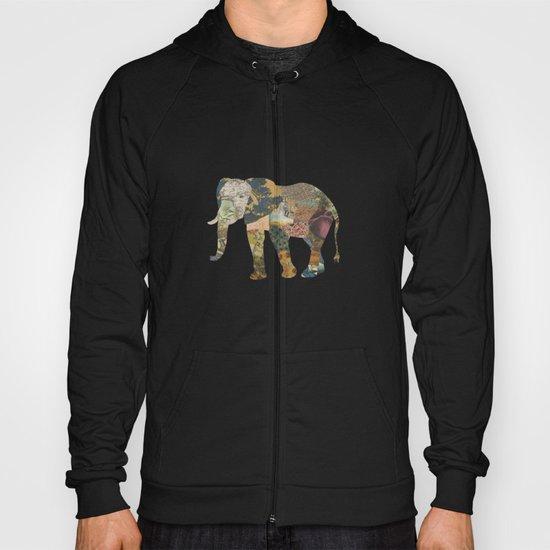 Elephant - The Memories of an Elephant Hoody