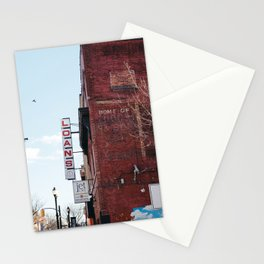 Loans Stationery Cards
