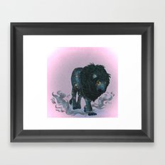 Always Holding On To Stars Framed Art Print