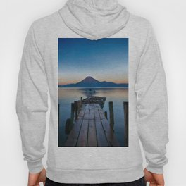 The Dock Sunset (Color) Hoody