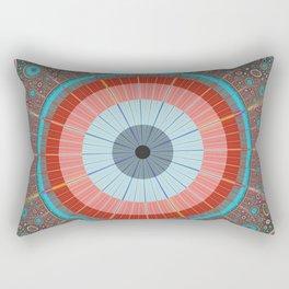 Fractory: Space Odyssey Series -The Big Eye Rectangular Pillow