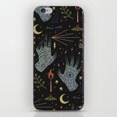A Curse Upon You! iPhone & iPod Skin