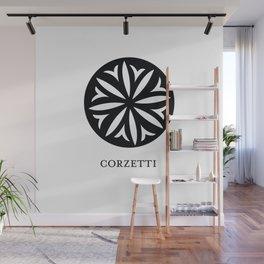 Pasta Series: Corzetti Wall Mural