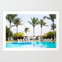 This is Africa, Abidjan To Be Exact!! Art Print