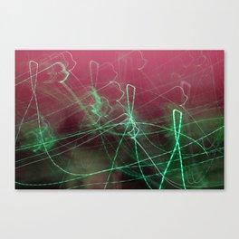 City lights #1 Canvas Print