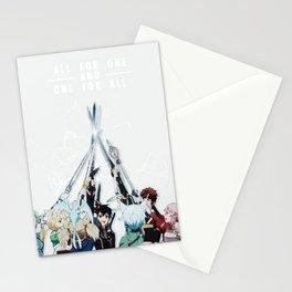 Sword art onlie Stationery Cards
