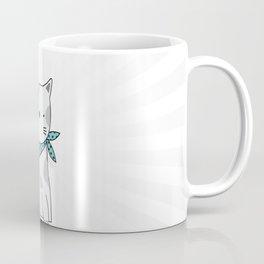 Shining Cat Coffee Mug