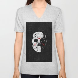jason voorhees - Friday the 13th Unisex V-Neck