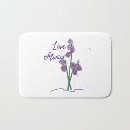 Love Always Bath Mat