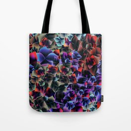 Beautiful bright pattern with hydrangea flowers Tote Bag
