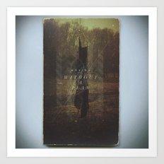 Paperback Art Print