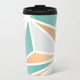 Geometry Gold 048 Travel Mug